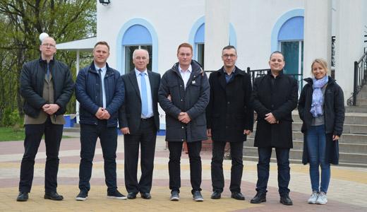 Интерпретация ГМПР союза Белгорода